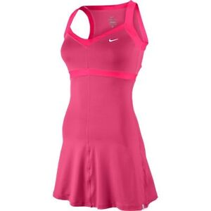 Nike Women 039 s Border Tennis Dress Spark Pink | eBay