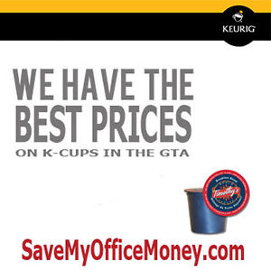 Timothy's ® Keurig ® K-Cups ® | Mississauga K-Cup ® Warehouse