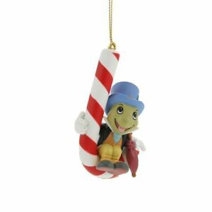 Disney-Christmas-Magic-Grolier-Tree-Ornament-Figure-Jiminy-Cricket-of-Pinocchio