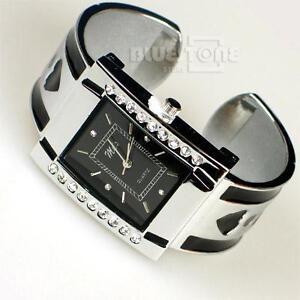 NEW-Perfect-Rectangle-Ladies-Wrist-Watch-BRACELET