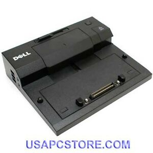 Dell-Docking-Station-E-Port-replicator-Latitude-E4200-E4300-E5400-E6400-E6410