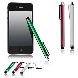 6-Pack-Christmas-Gift-Stylus-Set-Capacitive-Touchscreen-Universal-Metal-Pen