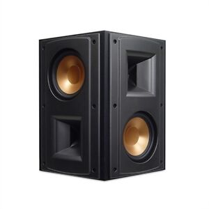 Klipsch-RS52-Dual-5-25-Surround-Loudspeaker-Black