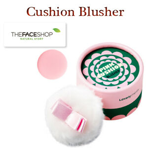 The face shop]The Face Shop Lovely Me:Ex Cushion Blusher /# 4 baby pink