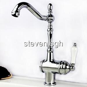 Old Fashion Faucet Fit Kitchen / Bathroom Mixer Tap A77