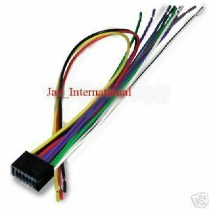 kenwood excelon 16 pin radio stereo wiring harness cable. Black Bedroom Furniture Sets. Home Design Ideas