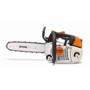 Stihl Ms201t 35 2cc Arborist Top Handle Petrol Chainsaw