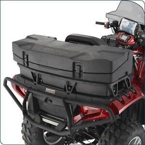 Polaris New OEM Sportsman XP ATV Rear Rack Lock & Ride Cargo Storage Box 2876601