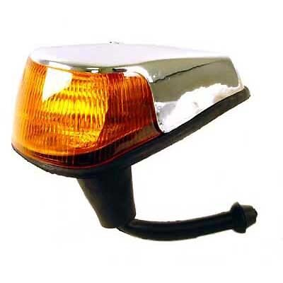 Vw Bug Front Turn Signal Assembly 70-79 Right Amber Ea.