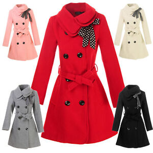 Hot-sell-Womens-Woolen-Warm-Winter-Long-Coat-Jacket-Trench-Slim-Fit-Fashion