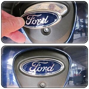 ford ka emblem auto motorrad teile ebay. Black Bedroom Furniture Sets. Home Design Ideas