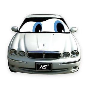 S Cartoon Car Sunshade