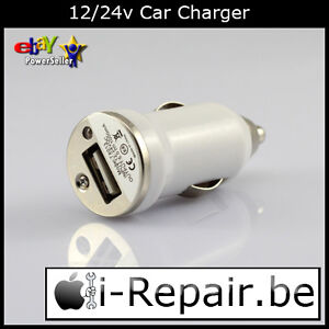 New-12v-24v-Car-Charger-Chargeur-voiture-prise-allume-cigare-To-USB