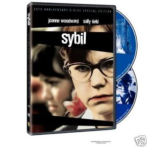 SYBIL (1977) ~NEW 30th Anniversary 2-Disc Special Edition DVD~ Sally Field
