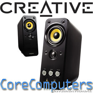 Creative Gigaworks T20 Series II Stereo Speakers New