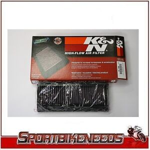 K&N Air Filter Kawasaki ZX6RR ZX6R 636 05-06 2005-2006  KA-6005
