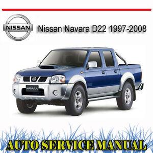 nissan manuals free download