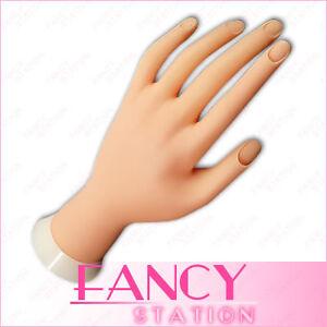 Acrylic Nail Training Hand | eBay