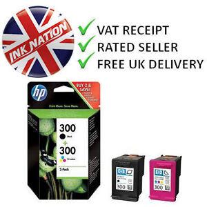 Original-Genuine-HP-300-Black-Colour-Ink-Cartridge-For-Photosmart-C4640