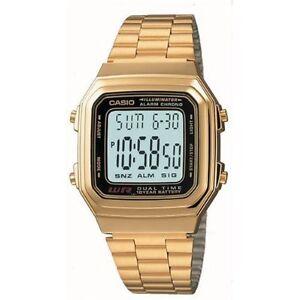 CASIO-A178WGA-1A-MENS-GOLD-TONE-STAINLESS-STEEL-DIGITAL-WATCH-CHRONOGRAPH-ALARM