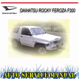 Feroza f300 Manual on