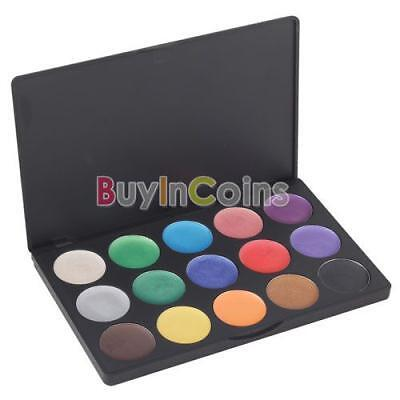 Pro 15 Color Cosmetic Makeup Natural Eye Shadow Eyeshadow Cream Palette Set on Rummage