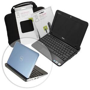 Dell-Inspiron-Mini-10-1012-10-1-Blue-250GB-Netbook-Laptop-Win-7-PLUS-Travel-Kit