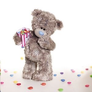 Me To You Tatty Teddy Limited Edition 3D Holographic Birthday and Occasion Cards