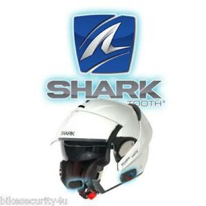 shark sharktooth bluetooth kit digital f r motorradhelm ebay. Black Bedroom Furniture Sets. Home Design Ideas