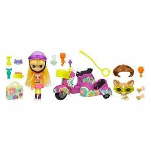 HASBRO Blythe Loves Littlest Pet Shop: Scooter