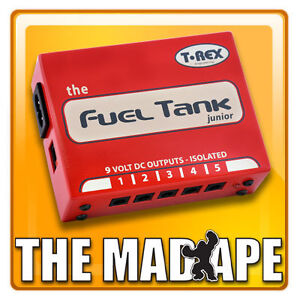 NEW T-Rex Fuel Tank Junior v2 (Fueltank Jr Pedal Power)