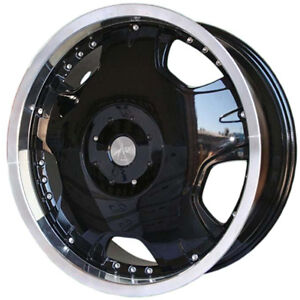 18-Inch-AU-217-Black-and-HB-Lip-wheels-4-5-6-Stud-for-Passenger-OR-Utes-Vans