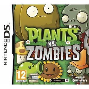 Plants Vs Zombies Ds
