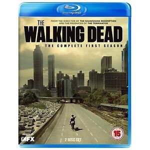 The Walking Dead Blu-ray