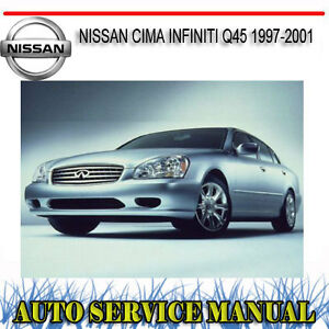 NISSAN-CIMA-INFINITI-Q45-1997-2001-WORKSHOP-REPAIR-SERVICE-MANUAL-DVD