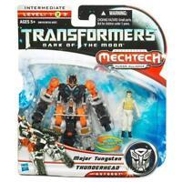 Transformers: Dark of the Moon Major Tungsten and Thunderhead