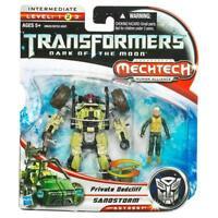 Transformers - Dark of the Moon - PRIVATE DEDCLIFF & SANDSTORM
