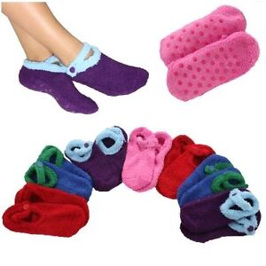 8-Pair-Women-s-Mary-Jane-Slipper-Socks-Fuzzy-Non-Skid-Sock-9-11-Shoe-Size-5-10