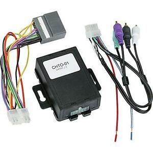 metra chto 01 amplifier interface wire harness jeep grand 2005 2007 ebay