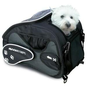 Motorcycle Dog Carrier For Large Dogs