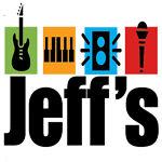 Jeff's Music Gear