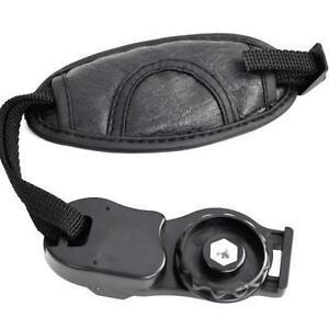 SLR Digital Camera Hand Grip Strap Black-NEW