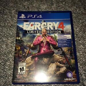 FarCry 4 PS4 (Excelent Condition)