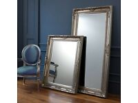 NEW Large Full length Leaner Mirrors from £89-£499