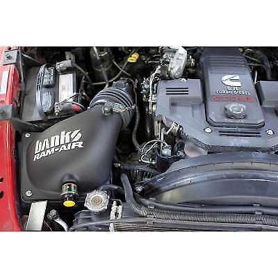 Ram-Air Intake W/Oiled Filter for 2007-2009 Dodge Ram 2500/3500 6.7L Cummins