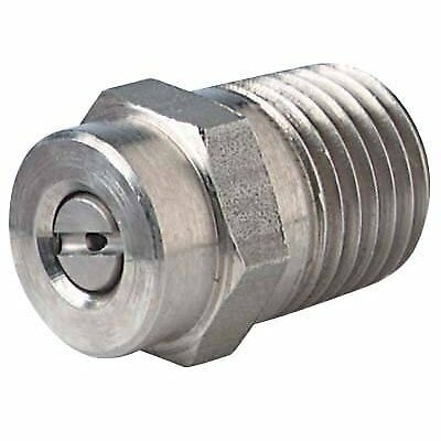 General Pump 8.708-593.0 Pressure Washer Nozzle 15055 (15 Degree, Size #055) 1/4