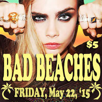 Bad Beaches - Tropical Queer Dance Party!