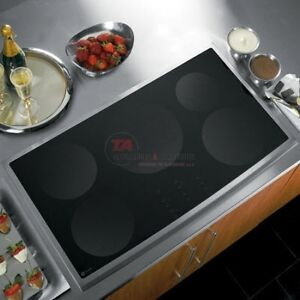 NEW ELECTRIC-INDUCTION COOKTOP