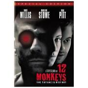 12 Monkeys DVD