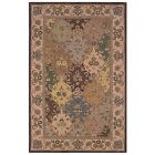 Floral 1' x 1' Size Area Rugs
